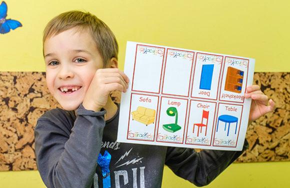 Английский язык для детей FasTrack English